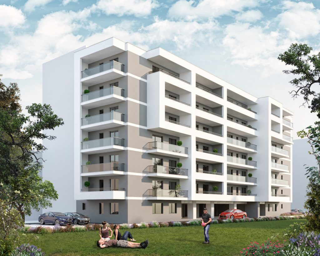 Living Point apartamente 2 camere